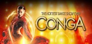 Conga live at Fallsview Casino Resort