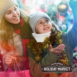 Falls Avenue - Niagara Falls Holiday Market