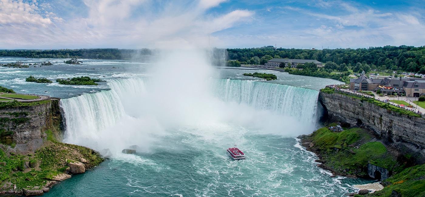 Niagara Falls - Hornblower