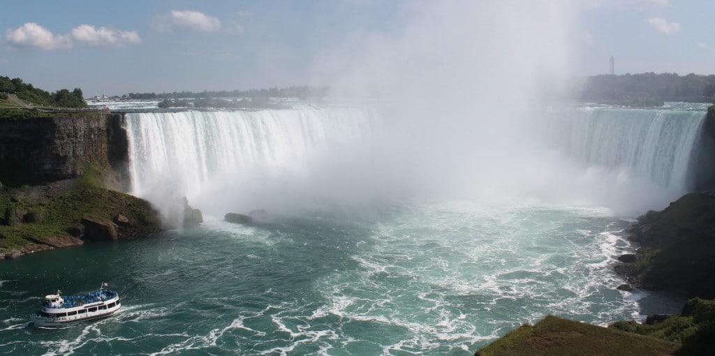 World's Most Powerful Waterfall