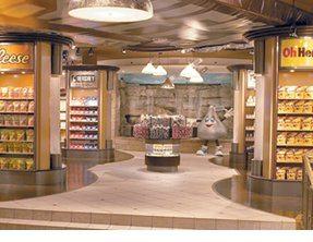 Hershey Store on Falls Avenue