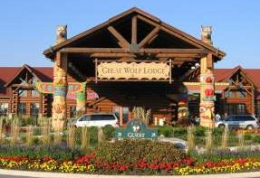 Great Wolf Lodge Resort Niagara Falls Canada