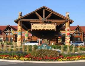 Great Wolf Lodge Resort Niagara Falls Canada