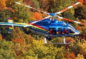 Niagara Falls Canada Helicopters