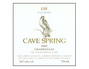 Niagara Falls Winery - Cave Springs
