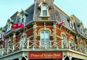 Vintage Hotels - Prince of Wales