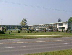 Niagara Falls Ontario Arkona Motel