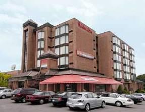 Niagara Falls Ramada Hotel