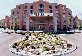 The Peninsula Inn & Resort