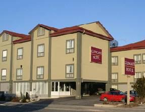 Niagara Falls Glengate Hotel