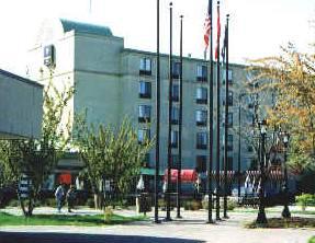 Niagara Falls NY Hotel - Comfort Inn