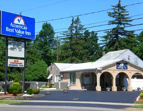 Niagara Falls USA Motel - Americas Best Value Inn