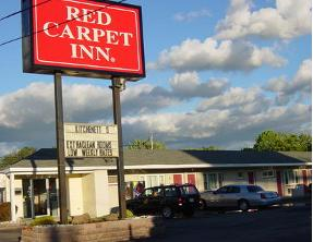 Red Carpet Inn Motel NF, NY