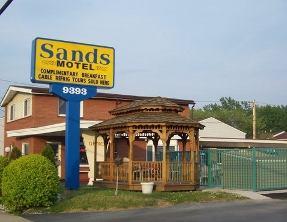 Niagara Falls NY Motel - Sands Motel