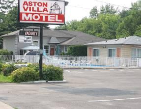 Niagara Falls Motel - Aston Villa Motel