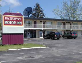 Niagara Falls ON Fairway Motor Inn