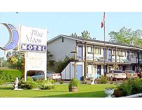Niagara Falls Canada Blue Moon Motel