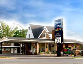 Niagara Falls Cliffton Inn