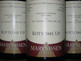 Marynissen Estate Winery Niagara Falls