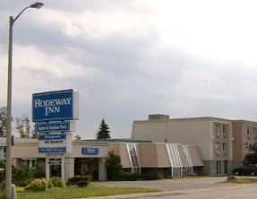 Niagara Falls Rodeway Inn Motel