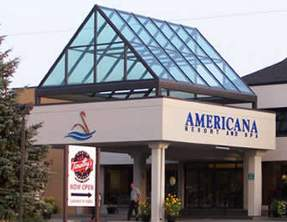 Americana Conference Resort and Spa